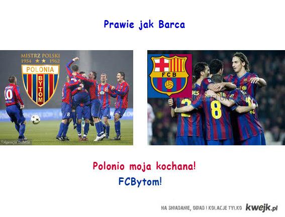 Prawie jak Barca