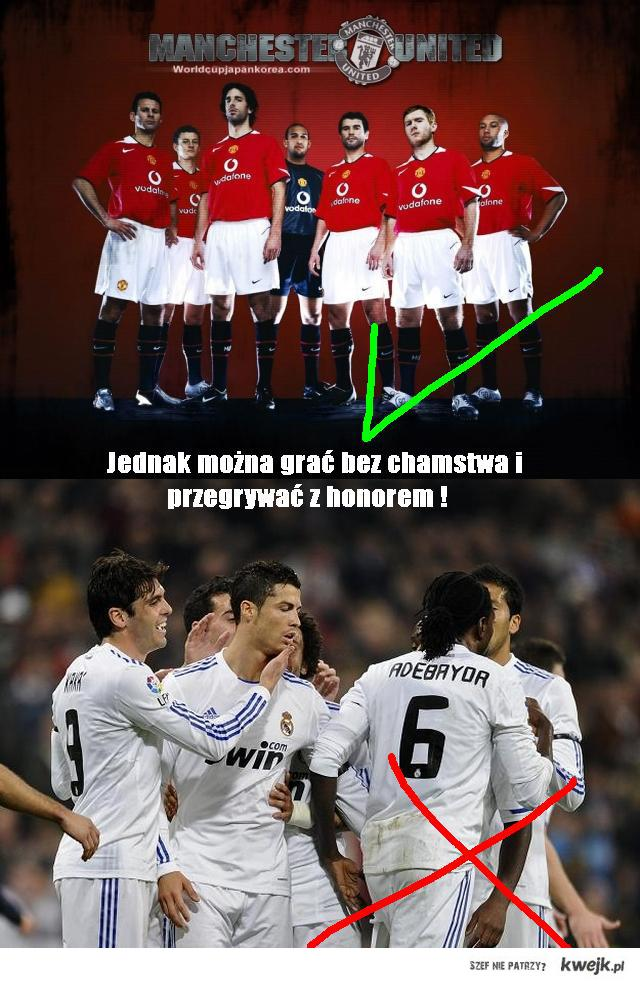 Manchester vs Real