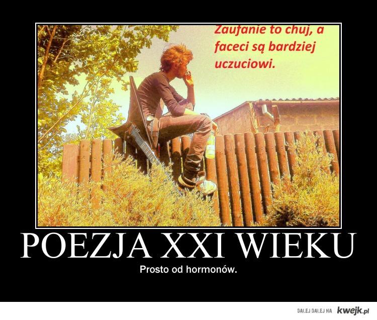 Poezja XXI Wieku