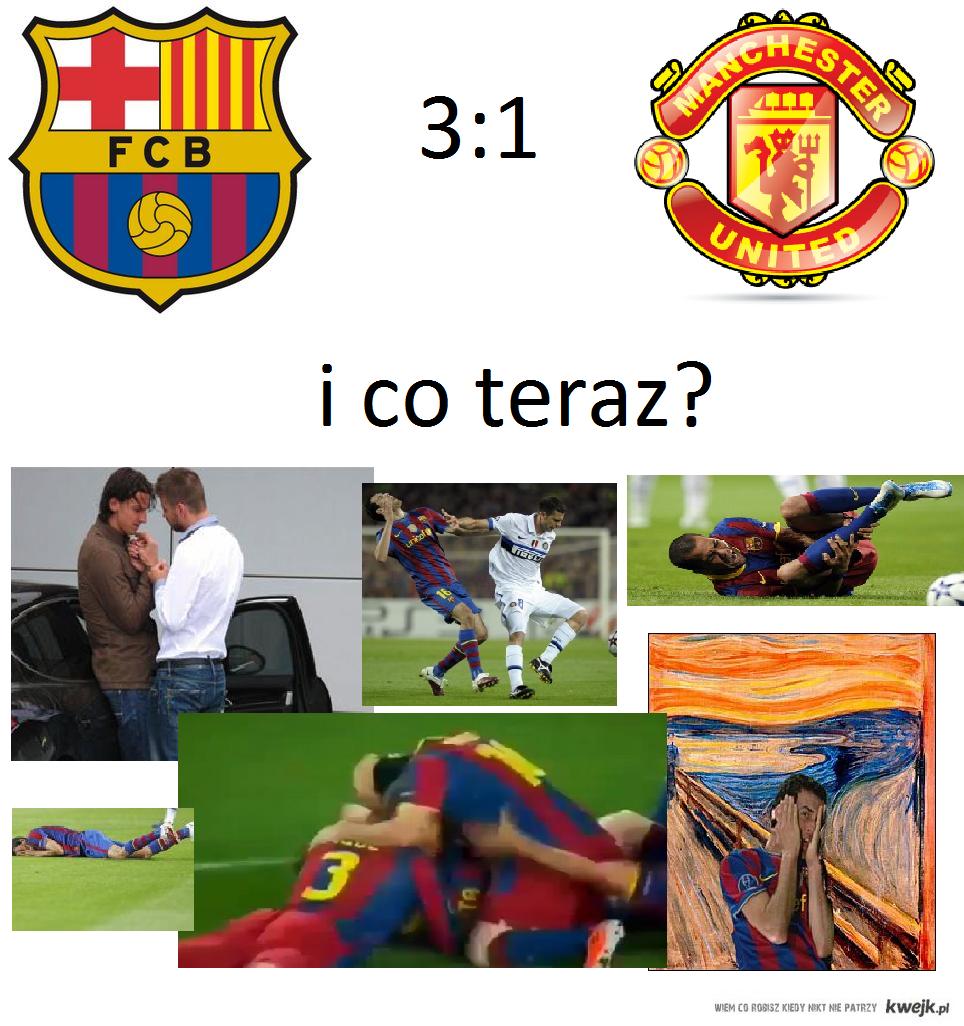 """FCBarcelona - """"Mistrzowie"""""""