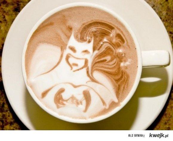 Batman cofee