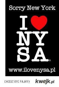 I love Nysa