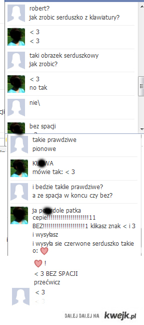 rozmowa