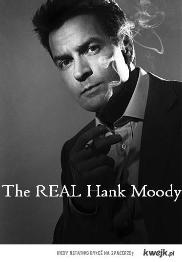 REAL HANK MOODY