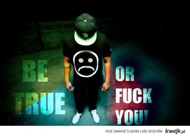 be true...