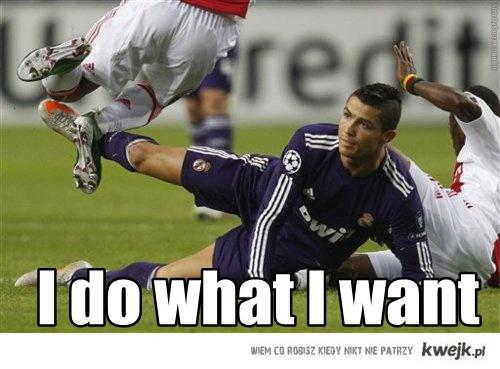 Ronaldo gwiazdeczka