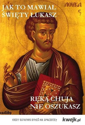 Św Łukasz