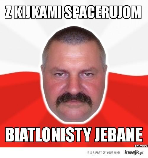 Biatlonisty