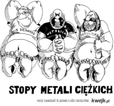Stopy metali ciężkich