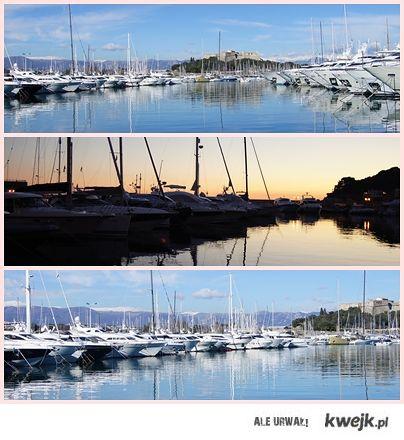 Moje zdjęcia zrobione w Monako