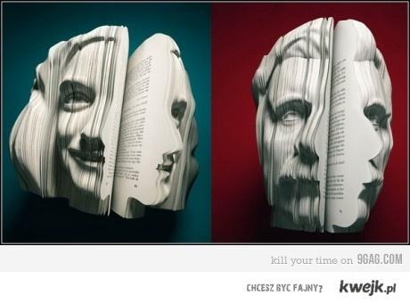Book portraits
