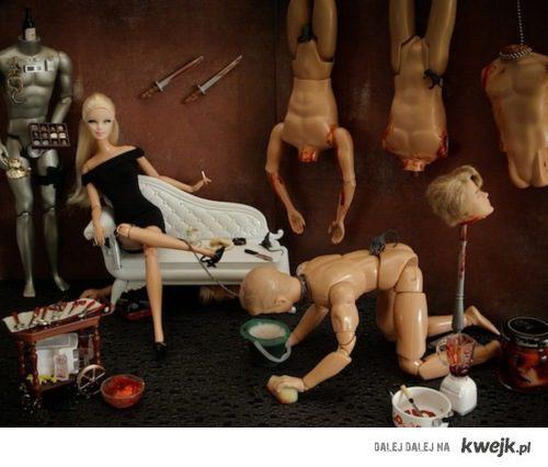 Pusta Barbie?