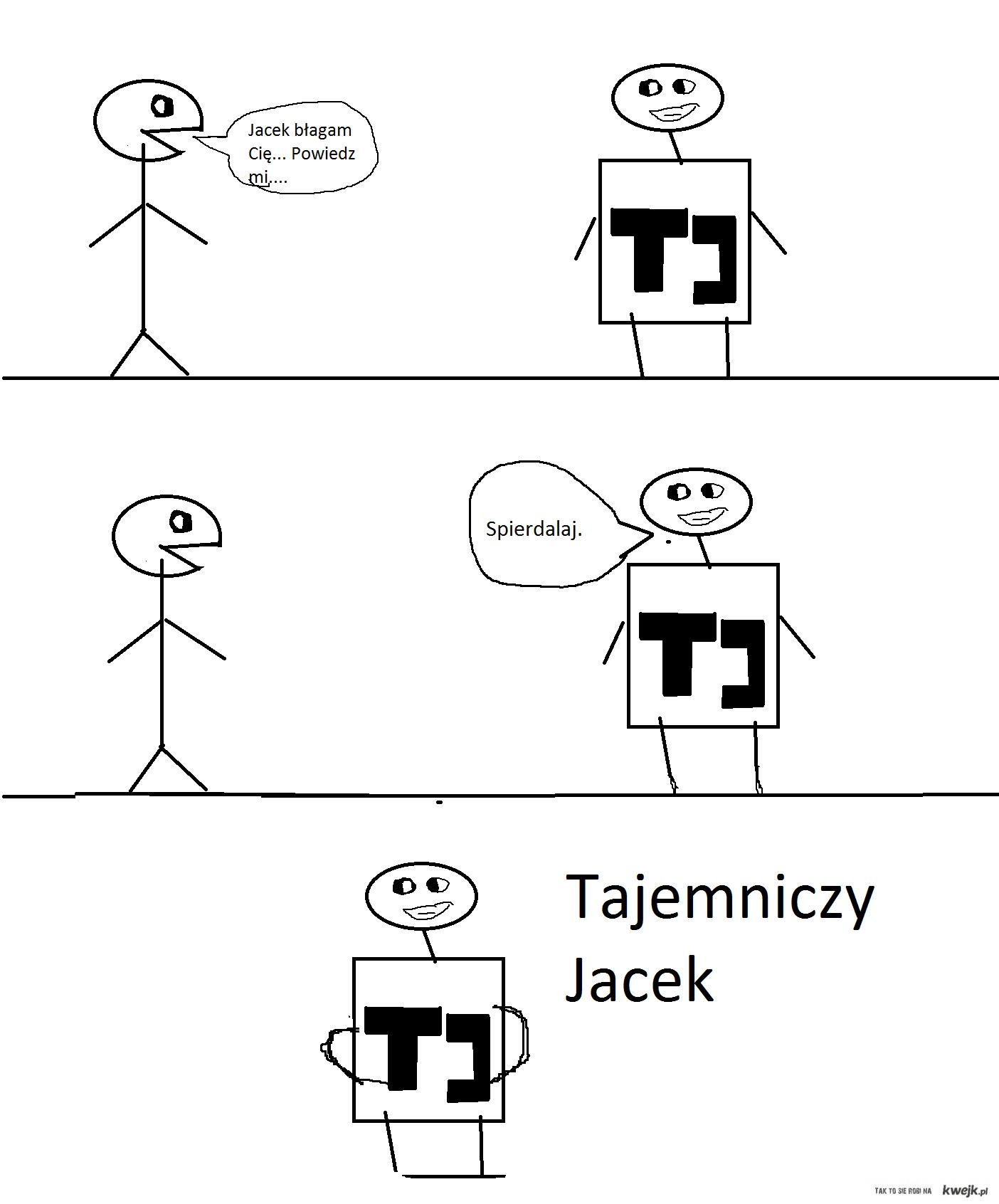 Tajemniczy Jacek