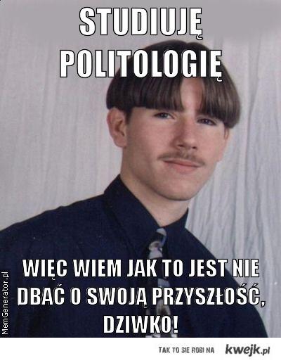 Student politologii