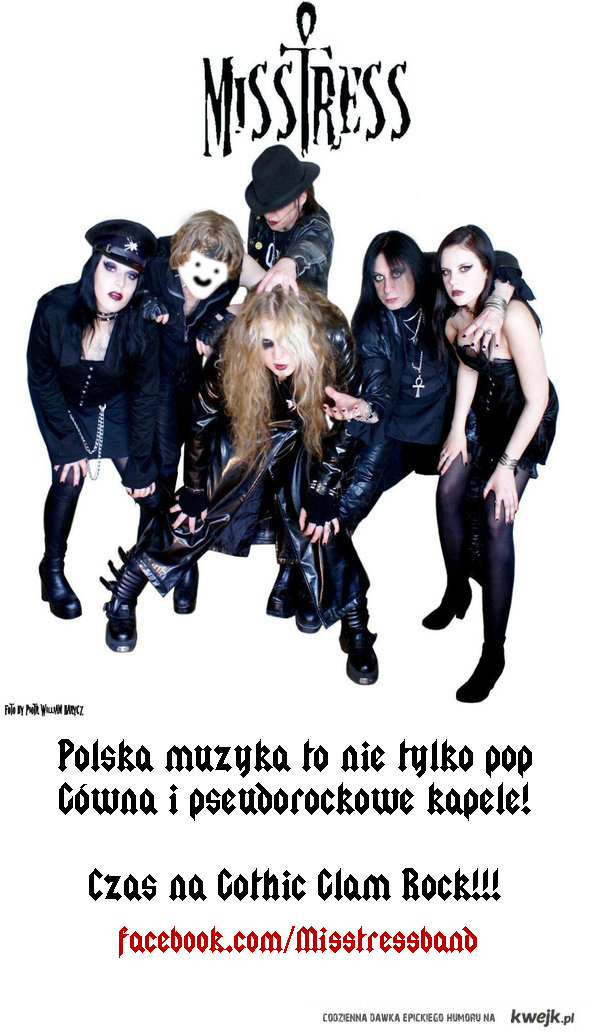 Gothic Glam Rock?