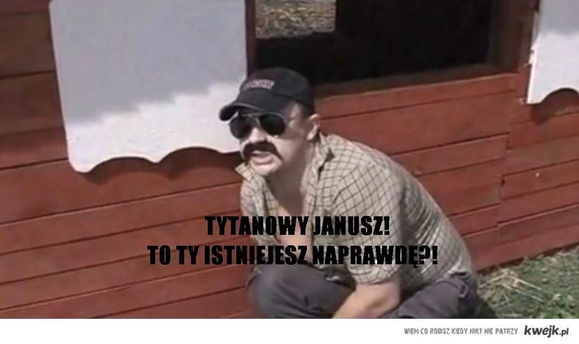 Z Tytanu Janusz