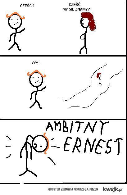 ambitny ernest cz.1