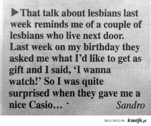 Lesbijki