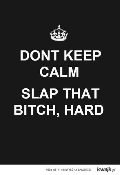 slap that bitch