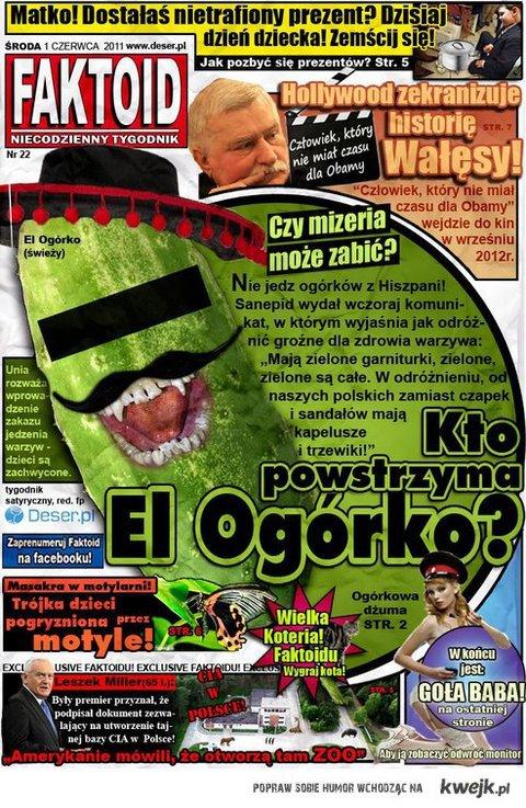 El Ogorro!