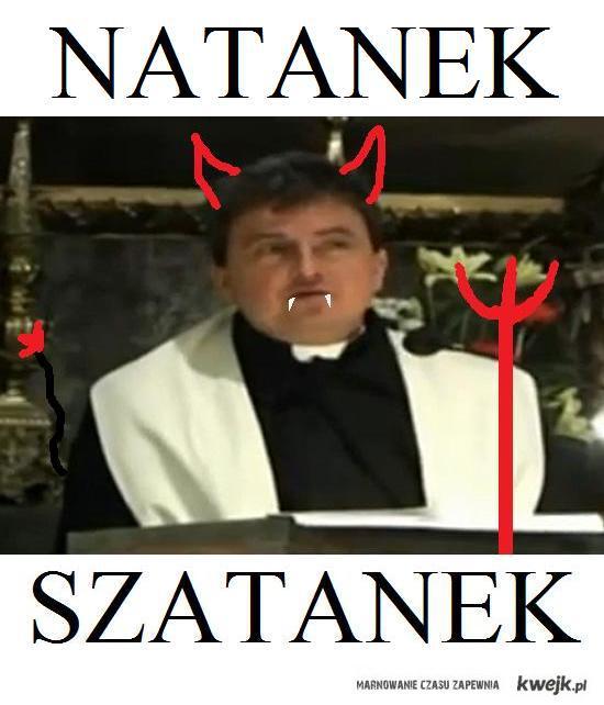Natanek - szatanek