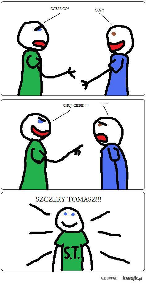Szczery Tomasz