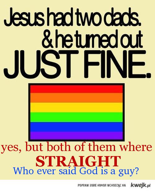 straight god