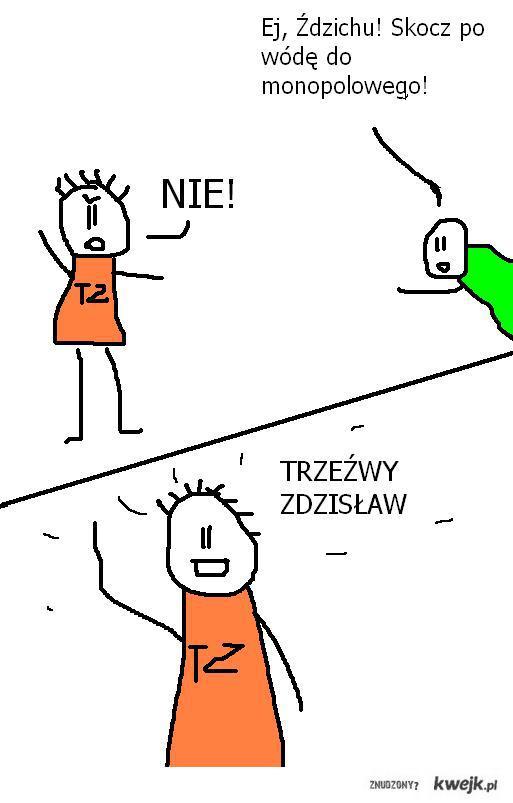 Trzeźwy Zdzisław