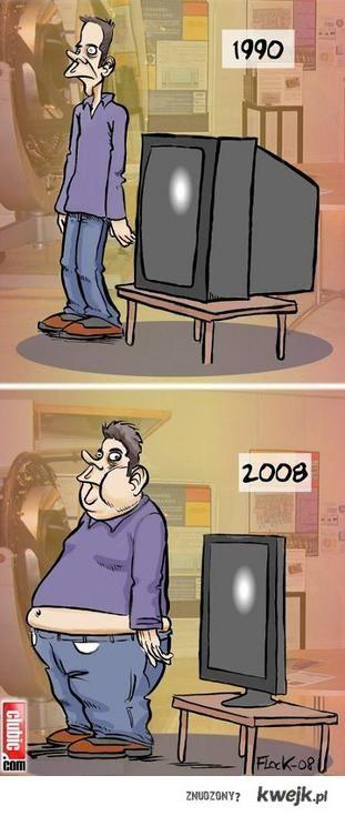 Czas a telewizja
