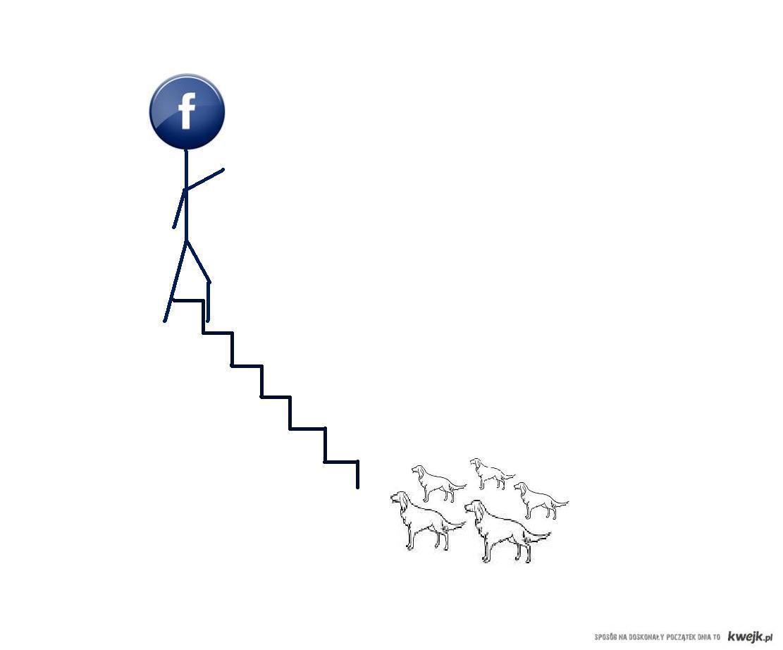 facebook schodzi na psy