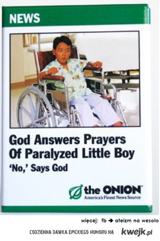 god answears prayers