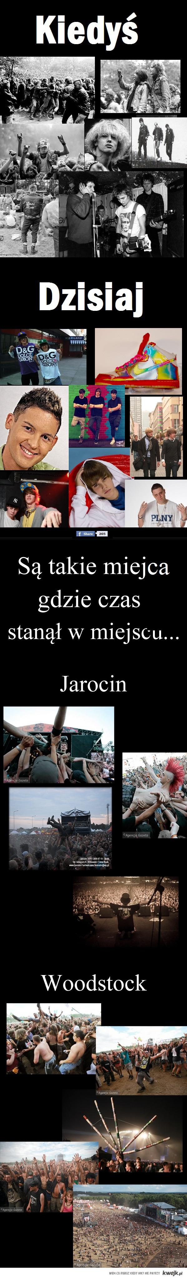 Jarocin / Woodstock