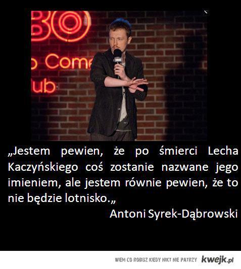 młodzi Polscy komicy dają radę