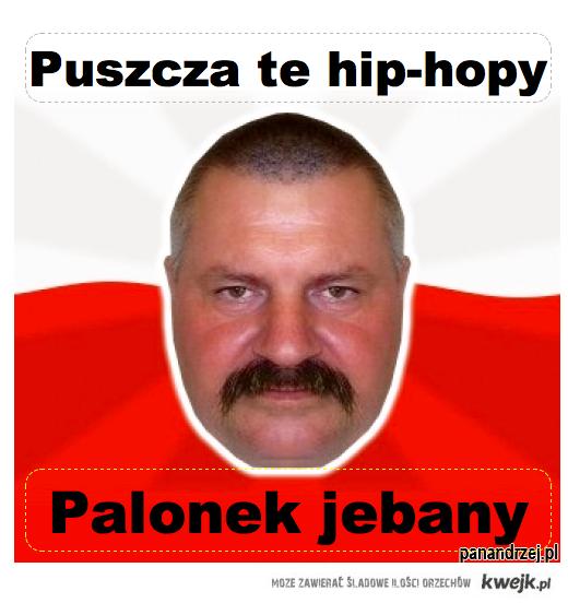 PALONEK JEBANY