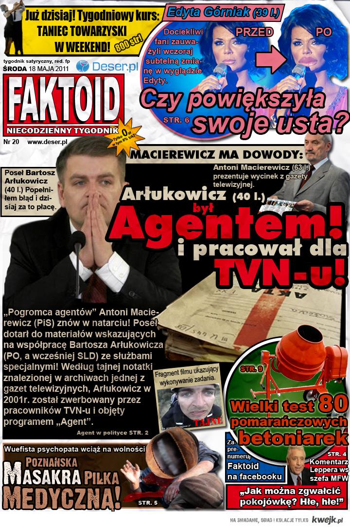 Faktoid 20