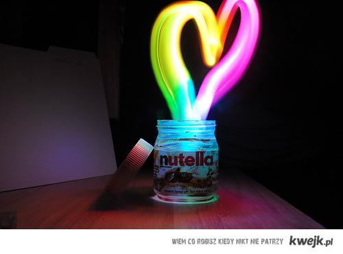 Nutella's love