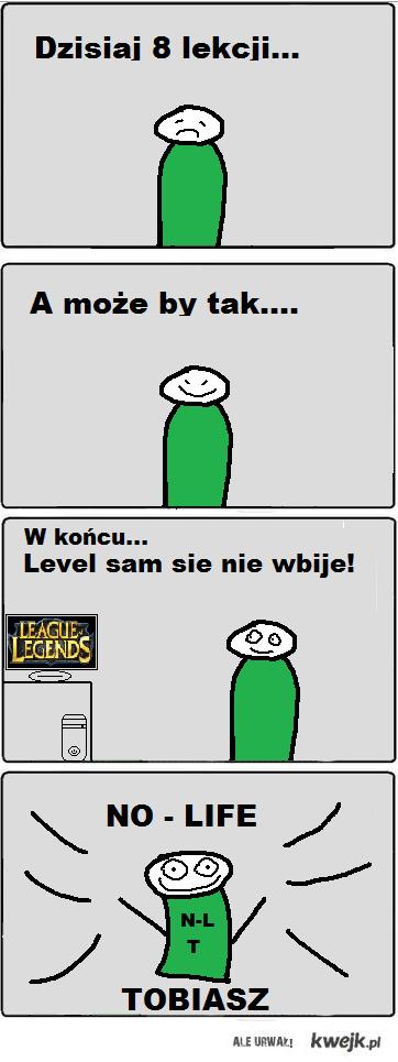 No - Life Tobiasz