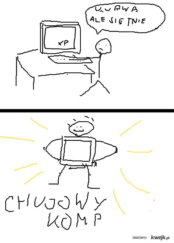 Chujowy Komputer