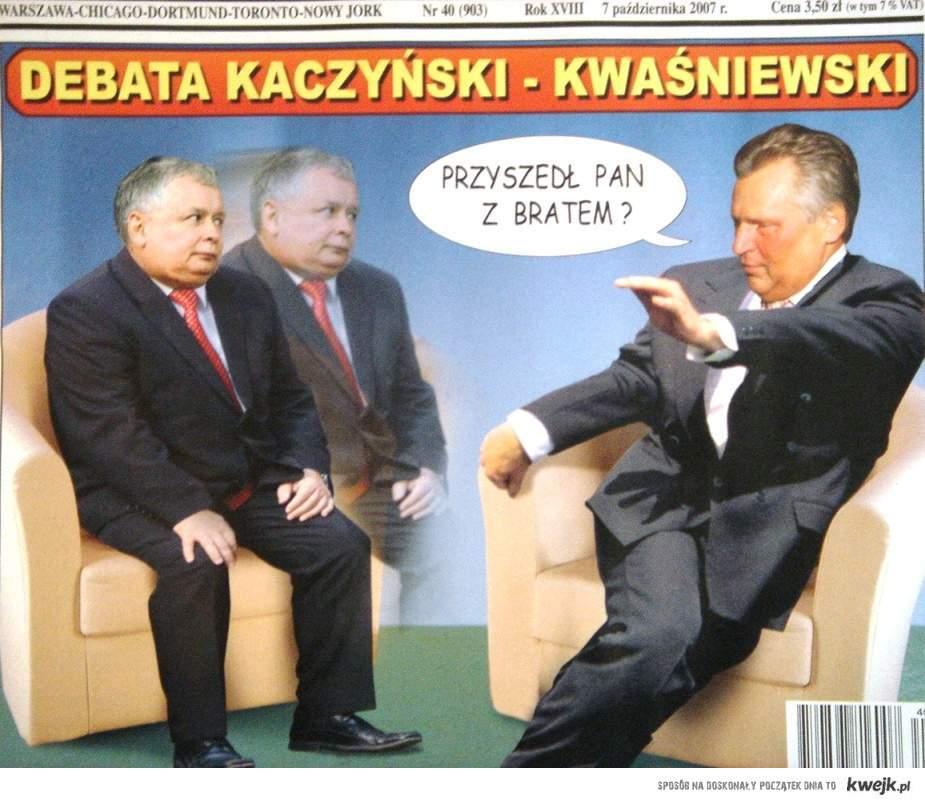 Najebany Kwaśniewski