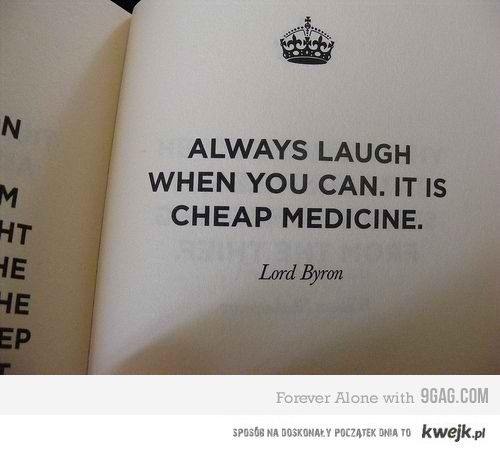Always laugh
