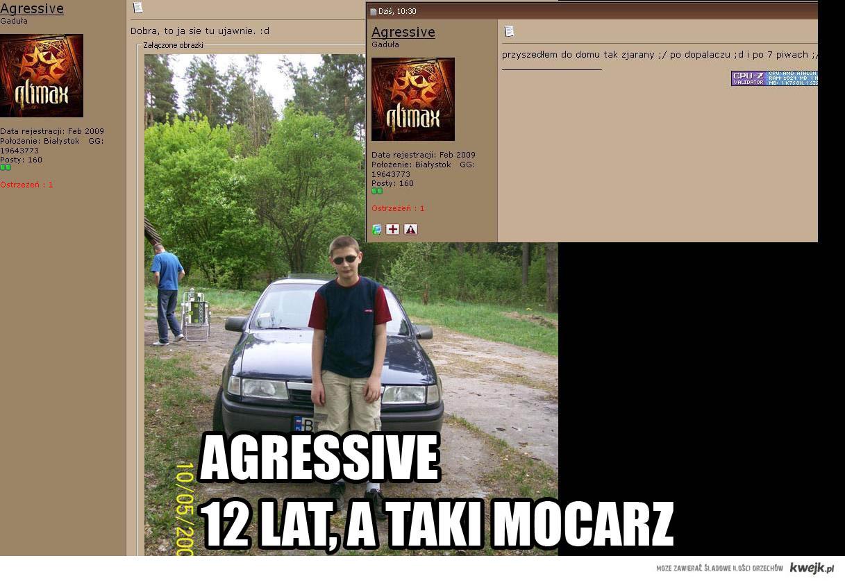 Agresive