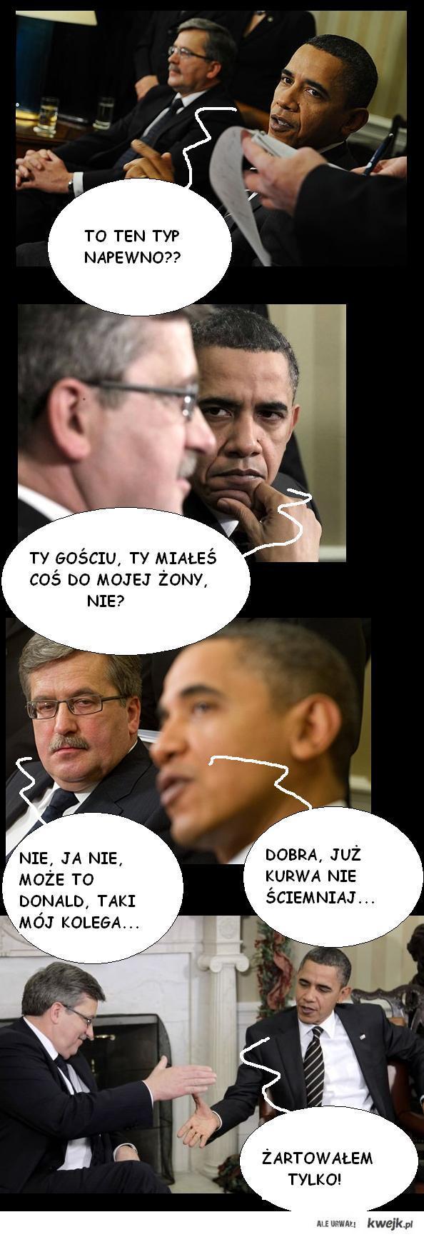 Żona Obamy