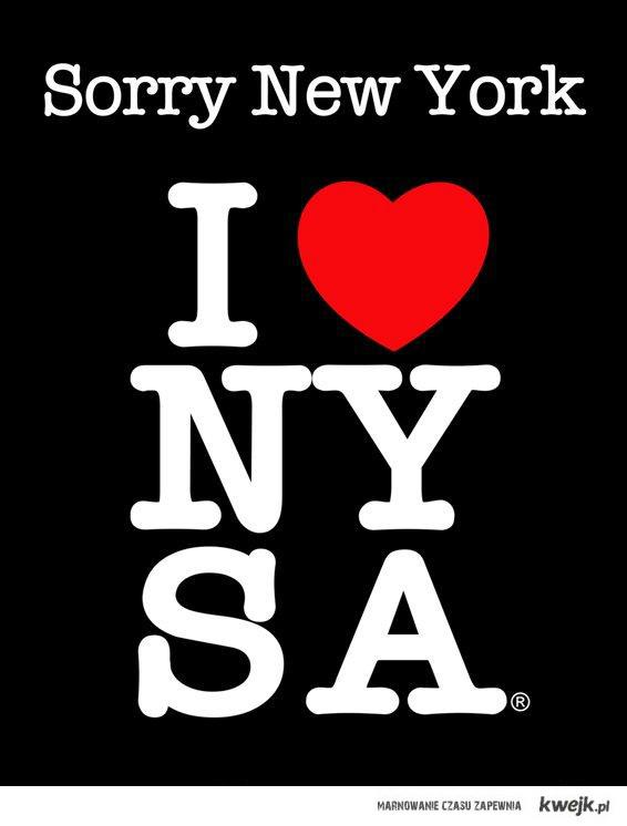 I ♥ NYSA