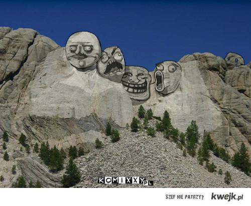 góra fejsów