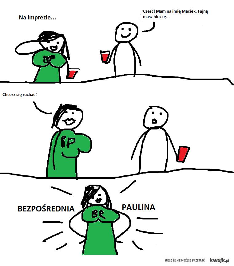 bezpośrednia Paulina