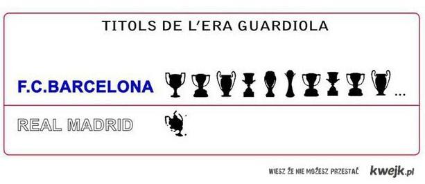 Guardiola vs Real Madryt