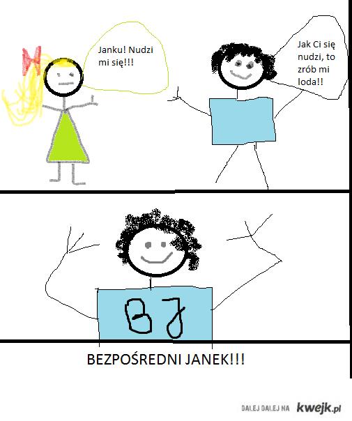 bezposredni Janek