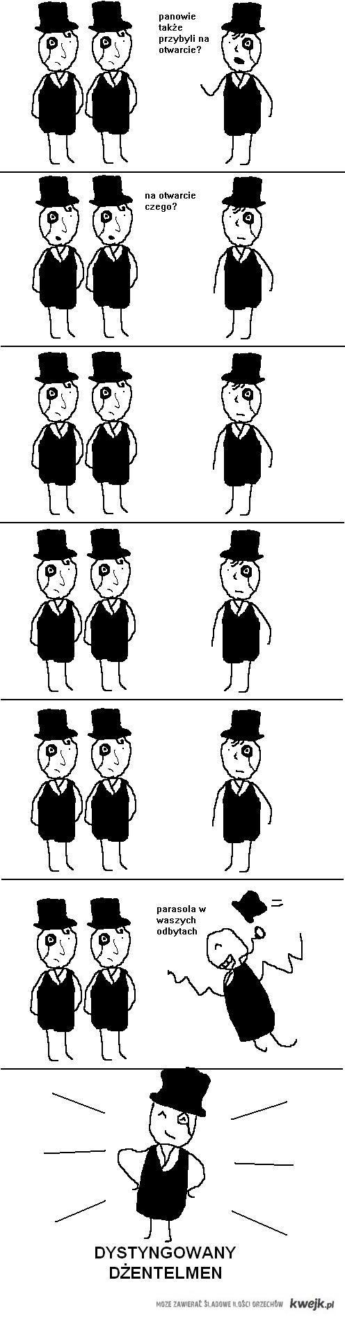 Dystyngowany Dżentelmen