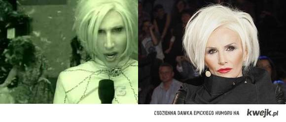 Marilyn vs. Kora