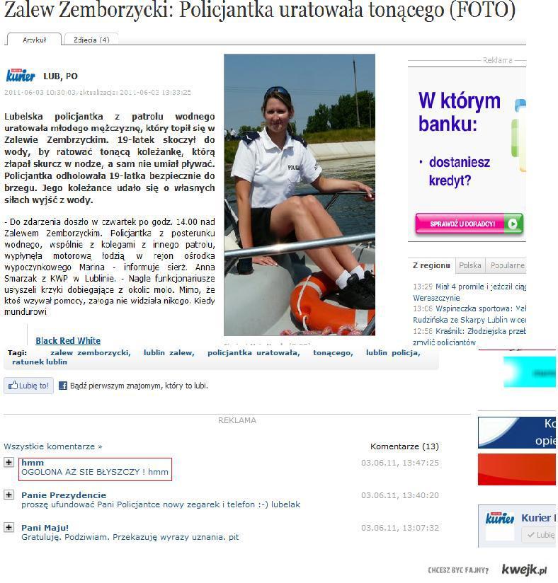 Ogolona na Błysk